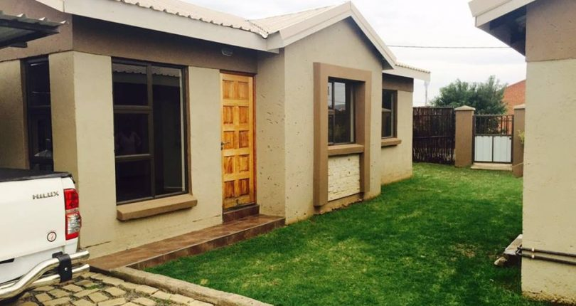 Buying or renting a property in Lesotho