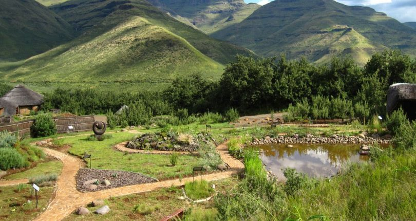 Best destinations in Lesotho for Holidays