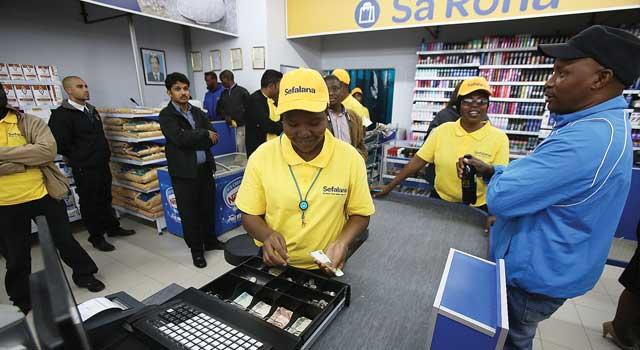 Sefalana's new Lesotho stores rake in P155m